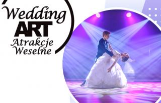 Wedding Art - Atrakcje Weselne Radom