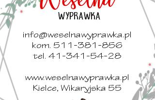 Weselna Wyprawka.pl Kielce