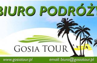 Biuro Podróży GOSIA TOUR Małgorzata Robak Brzesko