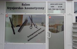 R6 salon fryzjersko - kosmetyczny Kalisz