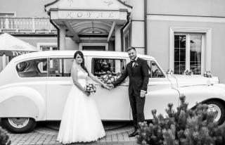 Auta do ślubu Austin Princess - Nestor Baron - Cadillac De Ville Warszawa