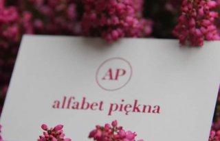 Alfabet Piękna Łódź