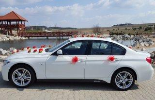 Luksusowe Białe BMW do Ślubu! NÓWKA!!! Kraków