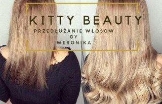 Kitty Beauty przedłużanie włosów by Weronika Ostrów Wielkopolski