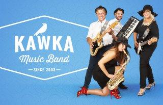 KAWKA Music Band - Skład 3 lub 4 osobowy - Gramy w całej Polsce!!  Warszawa