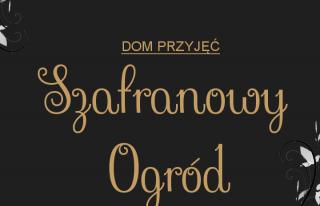 """Dom Przyjęć """"Szafranowy Ogród"""" Mysłowice"""