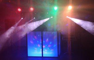 DJ na każdą uroczystość. Ciężki dym, dj Wieliczka