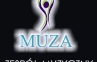 """Zespół muzyczny """"MUZA"""" Wysoka Strzyżowska"""