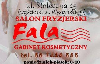 Salon Fryzjersko-kosmetyczny Fala Białystok