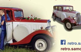 Retro samochód Olesno
