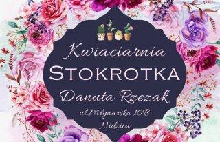 """Kwiaciarnia """"Stokrotka"""" Danuta Rzezak Nidzica"""