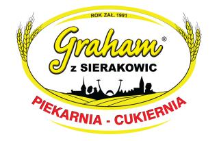 """Piekarnia  Cukiernia           """"Graham"""" Sierakowice Sierakowice"""