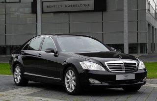 Mercedes-Benz W221 S-Klasa LONG Warszawa