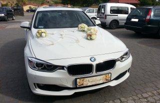 Auto na wesele, Samochód do ślubu Mercedes S BMW 3 Audi A4 Grudziądz