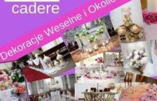 Nixie - Dekoracje Weselne i okolicznościowe Proszowice