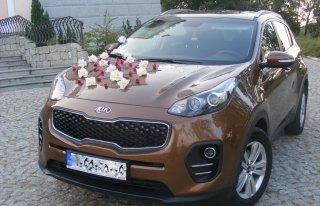 Samochód do ślubu  Płock