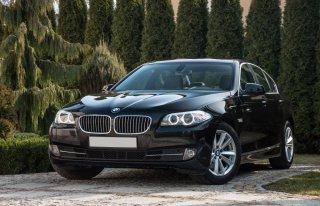 BMW 5 piękna, czarna, VIP, tanio, dojazd do 100km od warszawy w cenie warszawa