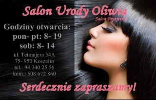 Salon Urody Oliwia Koszalin