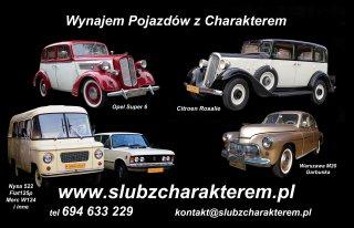 SLUB Z CHARAKTEREM - Łódź, Wiśniowa Góra Łódź