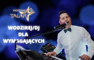 Wodzirej -DJ śpiewający pakiet film-fotograf Bydgoszcz