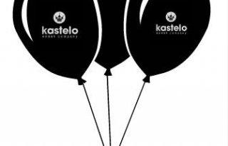 Baloniki na druciku - dekoracje balonowe, balony z helem Szczecin