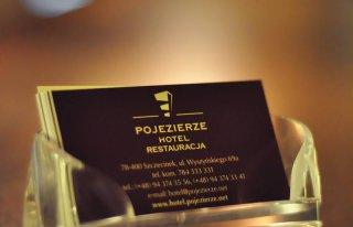 Hotel Pojezierze, Restauracja Elite, Szczecinek Szczecinek