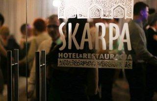 "Hotel ""Skarpa"" Sejny"
