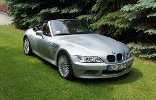 BMW Z3 Roadster Cabrio - piękny kabriolet, którym jeździł James Bond! Kraków