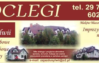 Zajazd u Sylwii Maków Mazowiecki