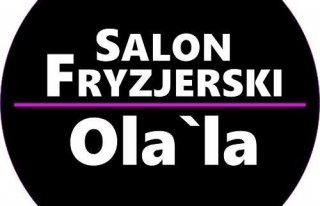 "Salon Fryzjerski ""Olala"" Turek"