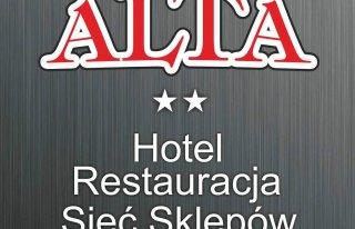 Hotel Restauracja Delikatesy Alta Brzozów