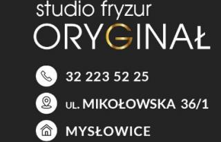 Studio Fryzur Oryginał - Fryzjer Mysłowice Mysłowice