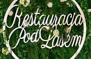 """Restauracja """"Pod Lasem"""" Sieraków"""