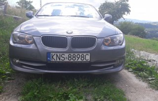 Lukksusowe BMW Cabrio niska cena Nowy Sącz