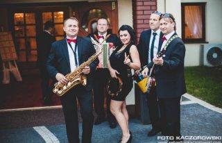 Zespół Exan Band  Piotrków Trybunalski