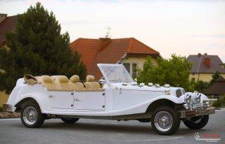 AUTO na ŚLUB NESTOR BARON RETRO Spider Alfa Romeo 1934 piękny samochód Kraków