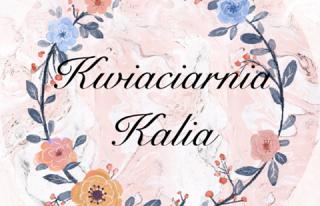 """Kwiaciarnia """"Kalia"""" Łapy Łapy"""