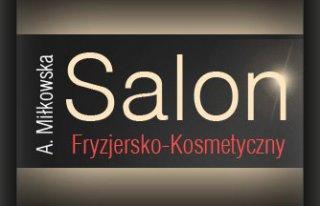 Salon Fryzjersko-Kosmetyczny Anna Miłkowska Bydgoszcz