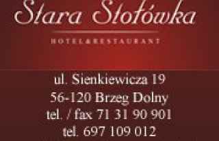 Stara Stołówka Brzeg Dolny