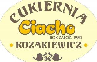 """Cukiernia """"Ciacho"""" Kozakiewicz Sztum"""