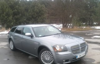 auto do ślubu DODGE MAGNUM Świdnik