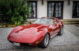 Chevrolet Corvette C3 - Poprowadź SAM! Nowy Sącz