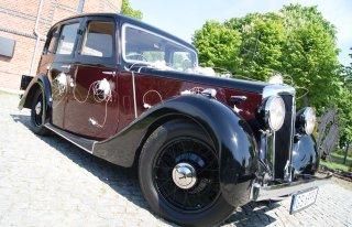 Auto do Ślubu - Lanchester 1938 Słupsk