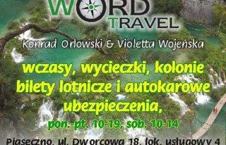 Biuro Podróży Word Travel Piaseczno