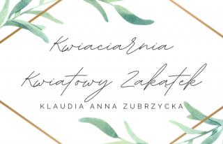 """Kwiaciarnia """"Kwiatowy Zakątek"""" Białystok"""
