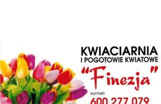 Kwiaciarnia i Pogotowie Kwiatowe Finezja Zgierz