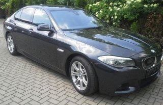 Piękne BMW 5 M-Pakiet do Ślubu ! - Andrychów Andrychów