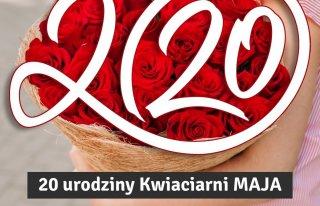 Kwiaciarnia MAJA Limanowa