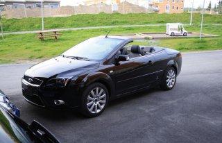 Ford Focus Cabrio do ślubu Chorzów