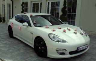 Porsche Panamera do ślubu na wesele Last Minute Dębica